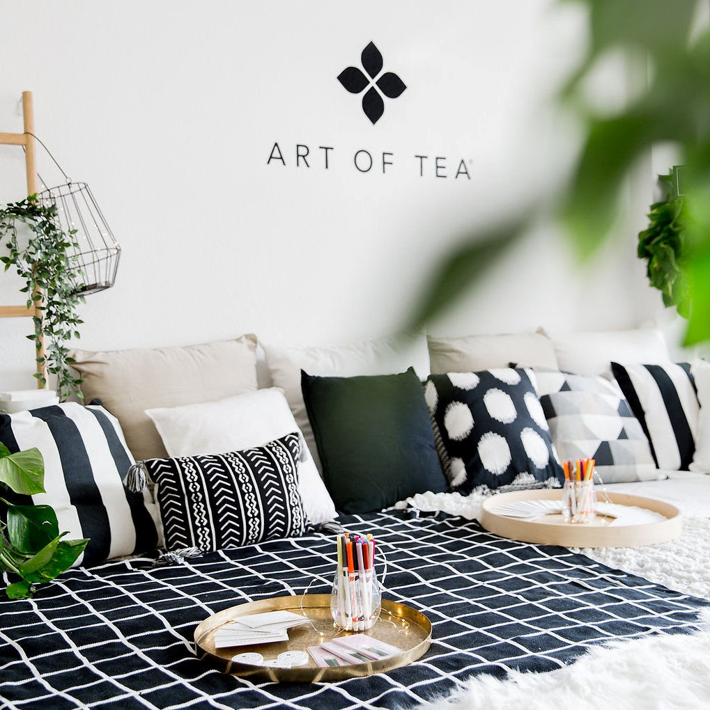 Case Study: Art of Tea